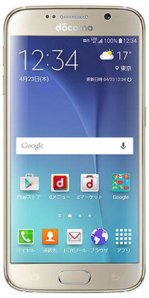 SC-05G(Galaxy S6)