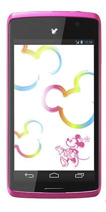 N-03E(Disney Mobile on docomo)
